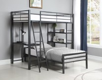 Coaster Vaughn Twin Bed Available Online in Dallas Fort Worth Texas