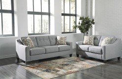 Ashley Menga Grey Sofa & Lovese... Available Online in Dallas Fort Worth Texas