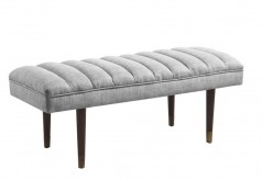 Coaster Tucson Grey Accent Bench Available Online in Dallas Fort Worth Texas