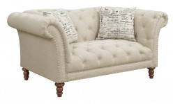 Coaster Lubab Loveseat Available Online in Dallas Fort Worth Texas