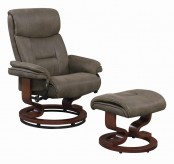 Coaster Merrit Brown Chair with... Available Online in Dallas Fort Worth Texas