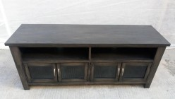 Coaster Clinton Grey TV Console Available Online in Dallas Fort Worth Texas