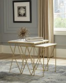 Coaster Cleburne Accent Table Available Online in Dallas Fort Worth Texas