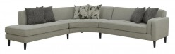 Coaster Tess Sectional Available Online in Dallas Fort Worth Texas