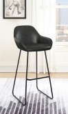 Coaster Dept Black Barstool Available Online in Dallas Fort Worth Texas