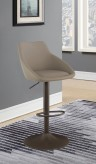 Coaster Florida Taupe Barstool Available Online in Dallas Fort Worth Texas
