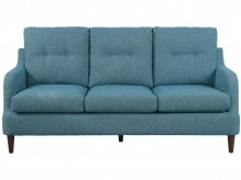 Homelegance Cagle Blue Sofa Available Online in Dallas Fort Worth Texas