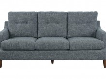 Homelegance Cagle Grey Sofa Available Online in Dallas Fort Worth Texas