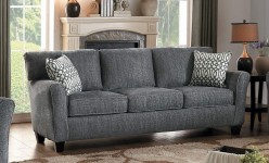 Homelegance Alain Grey Sofa Available Online in Dallas Fort Worth Texas