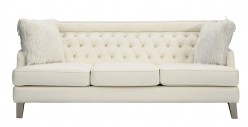 Homelegance Nevaun Cream Sofa Available Online in Dallas Fort Worth Texas