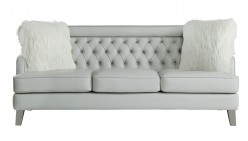 Homelegance Nevaun Grey Sofa Available Online in Dallas Fort Worth Texas