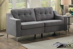 Homelegance Murana Grey Sofa Available Online in Dallas Fort Worth Texas