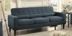 Homelegance Corso Grey Sofa Available Online in Dallas Fort Worth Texas