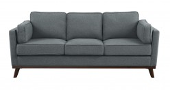 Homelegance Bedos Grey Sofa Available Online in Dallas Fort Worth Texas
