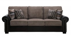 Homelegance Boykin Brown Sofa Available Online in Dallas Fort Worth Texas