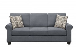 Homelegance Selkirk Grey Sofa Available Online in Dallas Fort Worth Texas