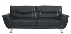 Homelegance Jambul Black Sofa Available Online in Dallas Fort Worth Texas