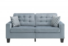 Homelegance Lantana Grey Sofa Available Online in Dallas Fort Worth Texas