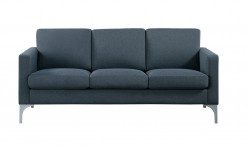 Homelegance Soho Dark Grey Sofa Available Online in Dallas Fort Worth Texas