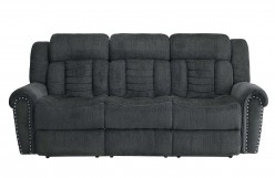 Homelegance Nutmeg Charcoal Sofa Available Online in Dallas Fort Worth Texas