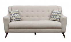 Homelegance Basenji Beige Sofa Available Online in Dallas Fort Worth Texas