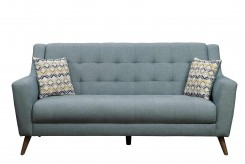 Homelegance Basenji Grey Sofa Available Online in Dallas Fort Worth Texas
