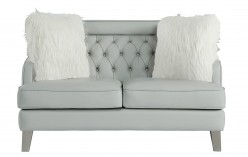 Homelegance Nevaun Grey Loveseat Available Online in Dallas Fort Worth Texas