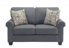 Homelegance Selkirk Grey Loveseat Available Online in Dallas Fort Worth Texas