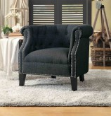Homelegance Karlock Grey Accent... Available Online in Dallas Fort Worth Texas
