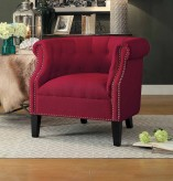 Homelegance Karlock Red Accent ... Available Online in Dallas Fort Worth Texas
