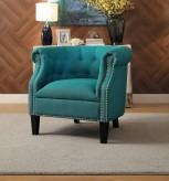 Homelegance Karlock Teal Accent... Available Online in Dallas Fort Worth Texas