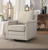 Homelegance Oreboro Beige Swive... Available Online in Dallas Fort Worth Texas