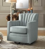 Homelegance Flett Swivel Chair Available Online in Dallas Fort Worth Texas