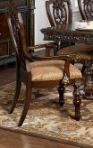 Homelegance Catalonia Cherry Ar... Available Online in Dallas Fort Worth Texas