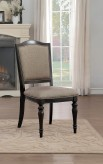 Marston Cherry Side Chair Available Online in Dallas Fort Worth Texas
