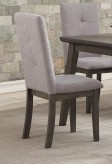 Homelegance University Side Chair Available Online in Dallas Fort Worth Texas