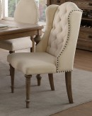 Homelegance Avignon Arm Chair Available Online in Dallas Fort Worth Texas