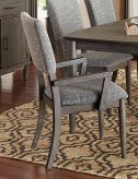 Homelegance Roux Grey Arm Chair Available Online in Dallas Fort Worth Texas