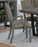 Homelegance Avenhorn Grey Arm C... Available Online in Dallas Fort Worth Texas