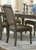 Homelegance Summerdale Side Chair Available Online in Dallas Fort Worth Texas