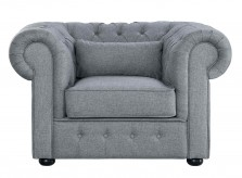 Savonburg Grey Chair Available Online in Dallas Fort Worth Texas