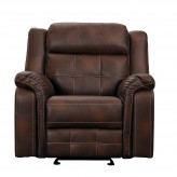 Homelegance Keridge Brown Glide... Available Online in Dallas Fort Worth Texas