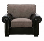 Homelegance Boykin Brown Chair Available Online in Dallas Fort Worth Texas