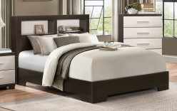 Pell Espresso Queen Bed Available Online in Dallas Fort Worth Texas