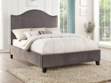 Homelegance Carlow Grey Queen Bed Available Online in Dallas Fort Worth Texas