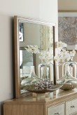 Homelegance Kalette Oak Mirror Available Online in Dallas Fort Worth Texas