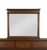 Homelegance Langsat Brown Mirror Available Online in Dallas Fort Worth Texas