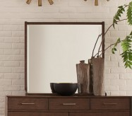 Homelegance Ruote Brown Mirror Available Online in Dallas Fort Worth Texas