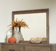 Homelegance Lyer Brown Mirror Available Online in Dallas Fort Worth Texas