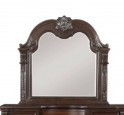Homelegance Cavalier Cherry Mir... Available Online in Dallas Fort Worth Texas